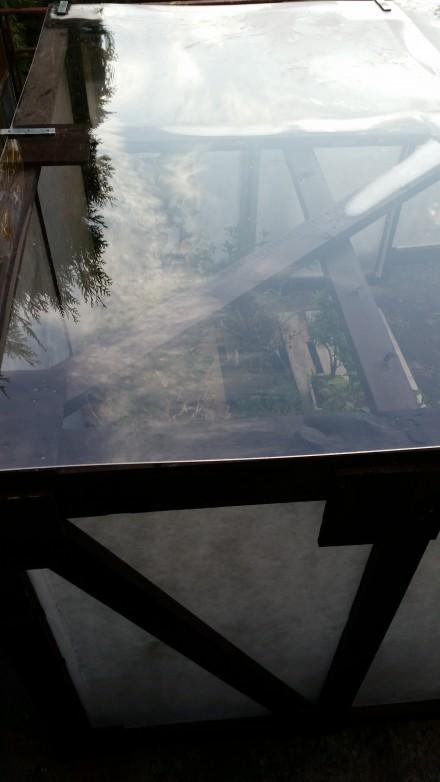 Inspekt zimowy do bonsai - widok od góry