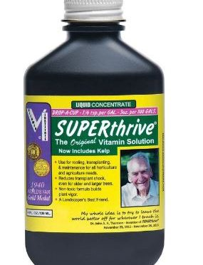 Superthrive – dawkowanie