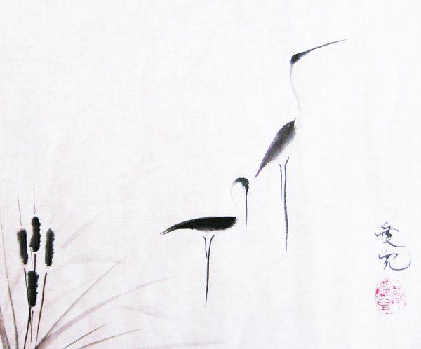 japonski-rysunek-tuszem-sumi-e-2