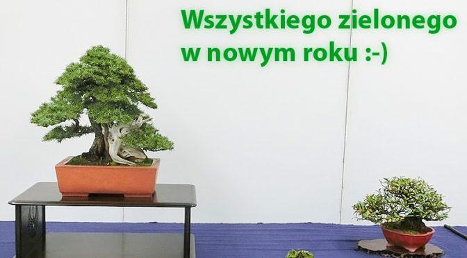 Wszystkiego zielonego w nowym roku :)