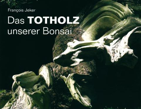 Francois Jeker: Martwe drewno w bonsai