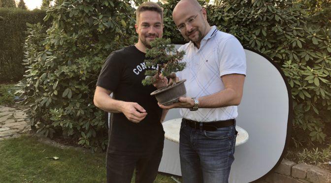 Pierwsze formowanie z Dirkiem Dabringhausenem